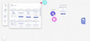 Marketplan page types