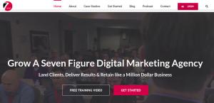 seven figure agency