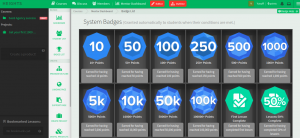 heights platform badges