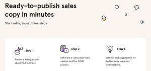 Podia free sales copy generator