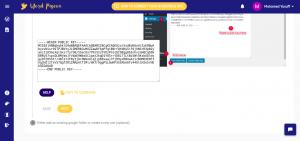 WordPigeon API