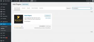 Wordpigeon plugin