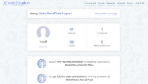 FirstPromoter affiliate program