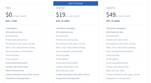 ReplyButton pricing