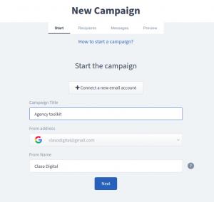 ReplyButton campaign