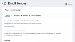 FindThatLead email sender