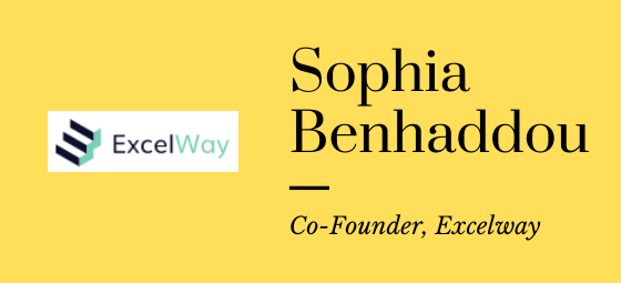 Interview with Sophia of Excelway