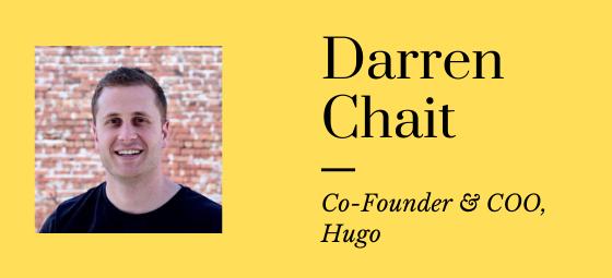 Darren Chait - Hugo