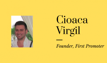 Virgil - First Promoter in Founder's Session