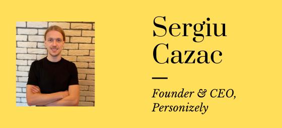Sergiu - Personizely