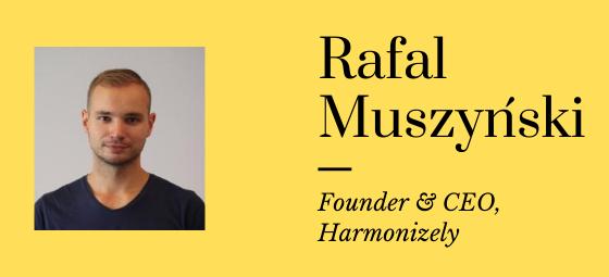 Rafal - Harmonizely Interview