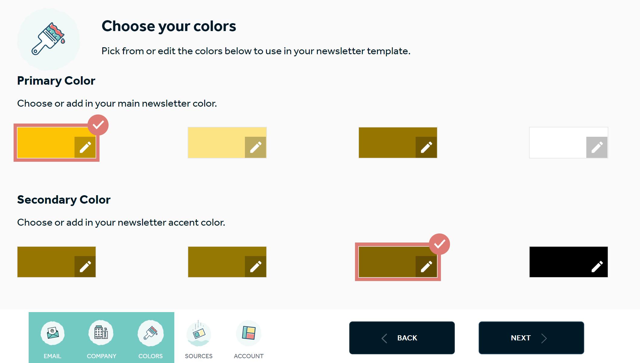 Rasa.io - Dashboard Customization