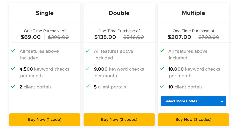 SerpWatch - Lifetime Deal